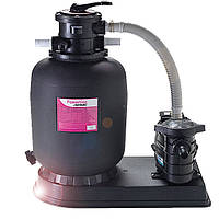 Фильтрационная установка для бассейна до 20 м3 фильтр + насос