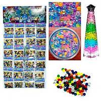 Гидрогель на планшете разноцветные (30) PR404