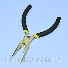 Утконосы 125мм прямые R'Deer 98-514, ферроникеливые  12-0646, Китай