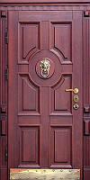 Латунные отбойники для входной двери