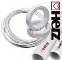 Труба для теплого пола металопластиковая Герц (Herz) PE-RT/AI/PE-HD 26x3