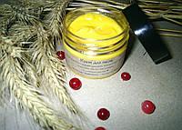 Питательный Крем для тела с маслом Ним и Облепихи