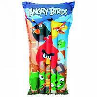 BW 96104 Матрац Angry Birds (119х61см)
