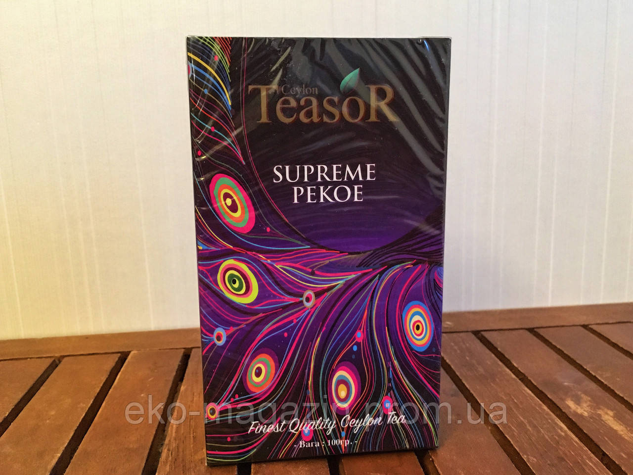 """Чай TeaSor """"Supreme pekoe"""" 100гр"""