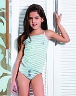 Комплект майка и трусы для девочки BERRAK  (Турция) 6515