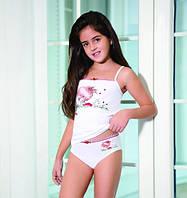 Комплект майка и трусы для девочки BERRAK  (Турция) 6506