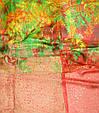 Женский легкий шарф-парео 180 на 100 dress VM378_1 разноцветный, фото 3