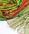 Женский легкий шарф-парео 180 на 100 dress VM378_1 разноцветный, фото 2