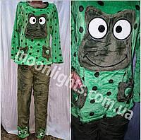 """Пижама  из полированной махры """"Frog"""""""
