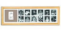 Рамка Baby Art 1st Year Print Frame Natural