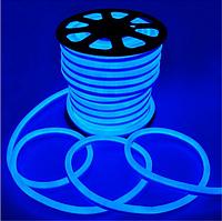 """Светодиодная лента 220В """"Dream light"""" гибкий неон IP68 синяя"""