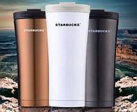 "Термос-чашка Starbucks ""Smart Cup"" 480 мл, фото 1"