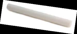 Скалка  гладкая Ateco 53см. (код 02554)