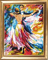 Набор для вышивки бисером Вальс (по картине Л. Афремова)  471