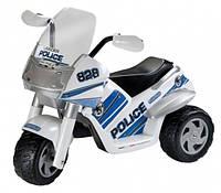 Детский трехколесный мотоцикл Peg Perego RAIDER Police RAIDER Police