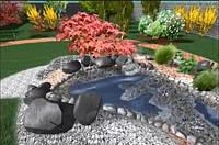 3D визуализация ландшафтных проектов