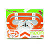 Hexbug nano v2 neon loop Игровой набор с микро роботом с 2 тоннелями и площадкой