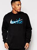 Модная спортивная кофта мужская найк,Nike толстовка (реплика)
