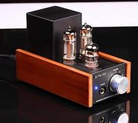 Ламповый звук XDuoo tube XT-03 headphone amplifier + USB DAC (24Bit/192KHz)