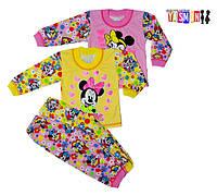 "Пижама для девочек ""Minnie"" (начес)"