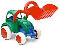 Трактор с ковшом Viking Toys 25 см