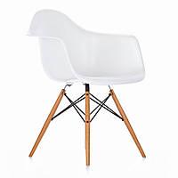 Кресло белое Vitra