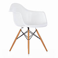 Кресло белое Vitra, фото 1