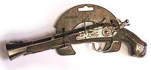 Карибський мушкет на блістері Gonher