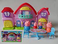 Домик TM8805A Peppa Pig Свинка Пеппа