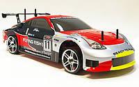 Радиоуправляемая модель для дрифта Himoto DRIFT TC HI4123 (Nissan 350z) Дрифт 1:10 Himoto DRIFT TC HI4123 Brushed (Nissan 350z)