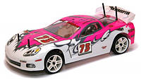 Радиоуправляемая шоссейная модель 1/10 Himoto NASCADA HI5101 (розовый) Шоссейная 1:10 Himoto NASCADA HI5101 Brushed (розовый)