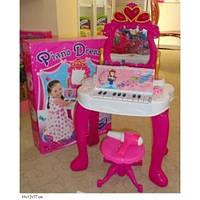 Игровой набор для девочек Трюмо с пианино 2033