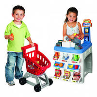 Детский развивающий игровой набор Keenway, Супермаркет Delux 31621
