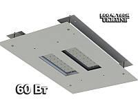Светодиодный светильник для АЗС USZ-60