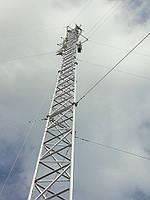 Алюмінієва мачта МА-440У Н-8м