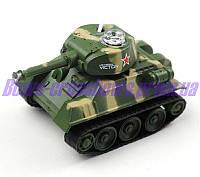 Танк микро Tank-7 танк СССР на радиоуправлении