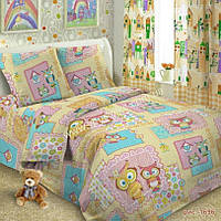 Детское постельное белье Совы сказочной страны
