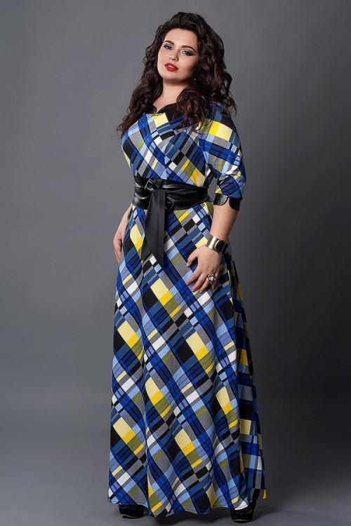 Красивые женские платья в пол 2ce0284c3ccb3