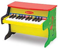 Первое пианино Melissa&Doug Learn-to-Play Piano MD1314