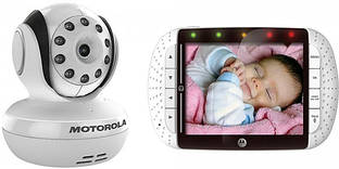 Цифровая беспроводная видеоняня Motorola MBP 36