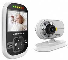 Цифровая беспроводная видеоняня Motorola MBP26