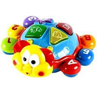 Развивающая музыкальная игрушка Танцующий жук Игра 7013
