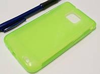 Чехол силиконовый однотонный Samsung Galaxy S2 i9100