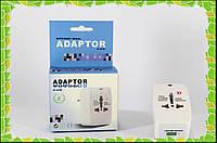 Универсальный адаптер питания,Международный адаптер,World Wide Travel Apator