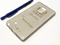 Чехол силиконовый ультратонкий для Samsung Galaxy Note Edge N915