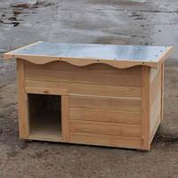 Будка для собак № 6,  Н650, 900*600