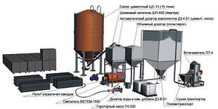 Оборудования для производства бетона
