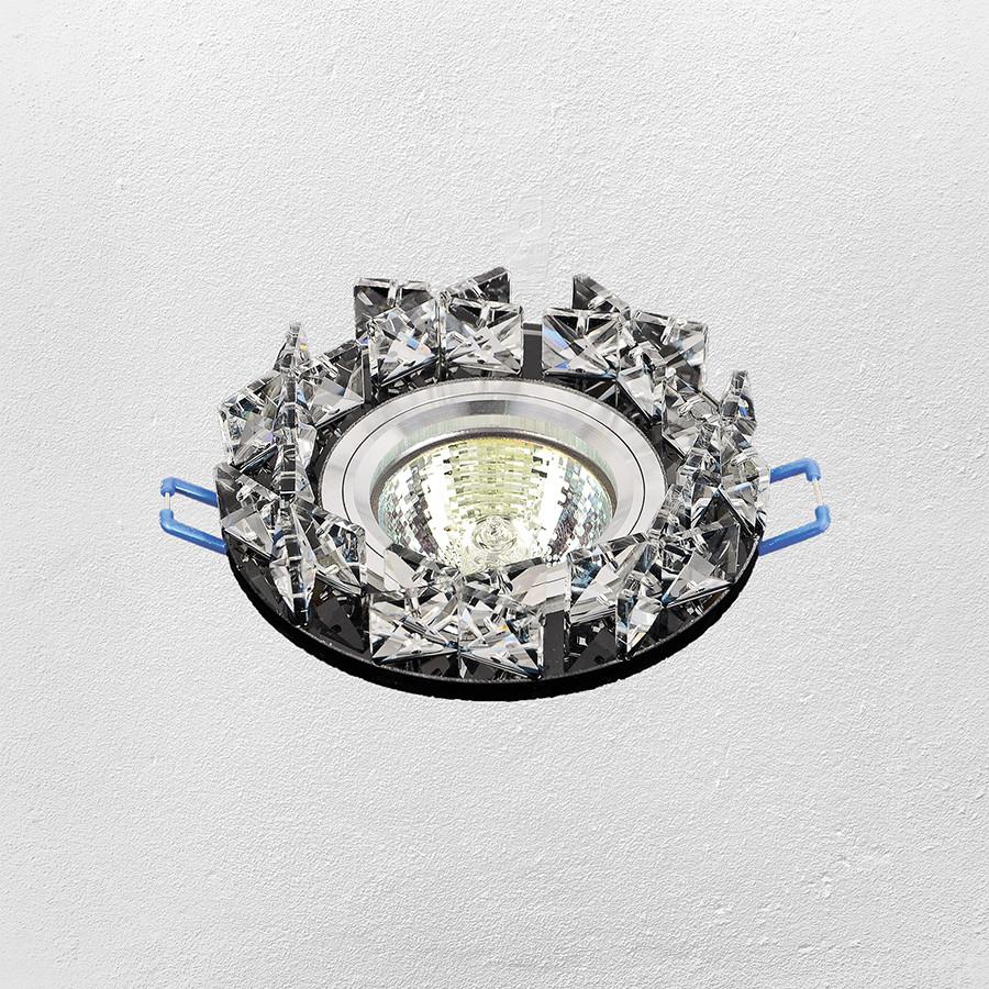 Точечный врезной светильник  16-118