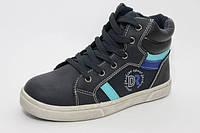 Детская демисезонная обувь бренда Y.TOP для мальчиков (рр. с 32 по 37)