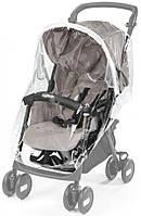 Дощовик для коляски Peg-Perego Aria Shopper, Si Switch Чохол від дощу до коляски Aria Shopper/Si Switch
